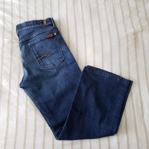 7 For All Mankind Women's Jean's